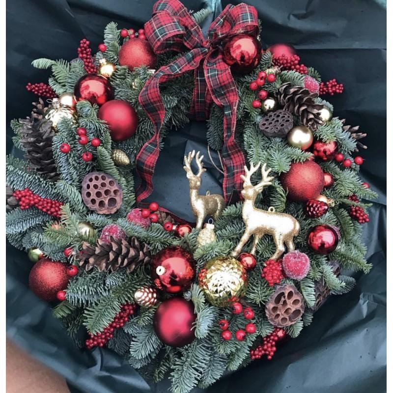 Рождество стучится в дверь!