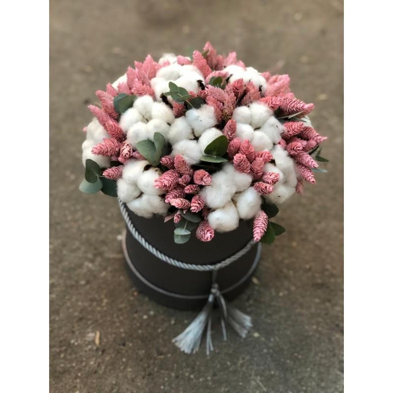Милые сухоцветы