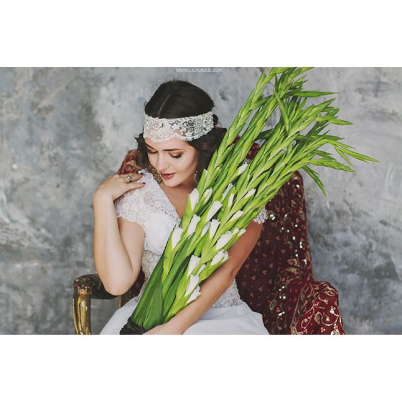 Королева гладиолусов