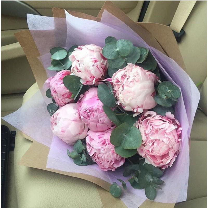 7 розовых зефирок