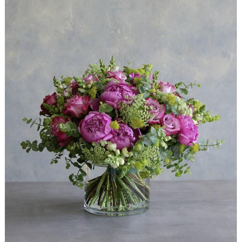 Пурпурная ваза