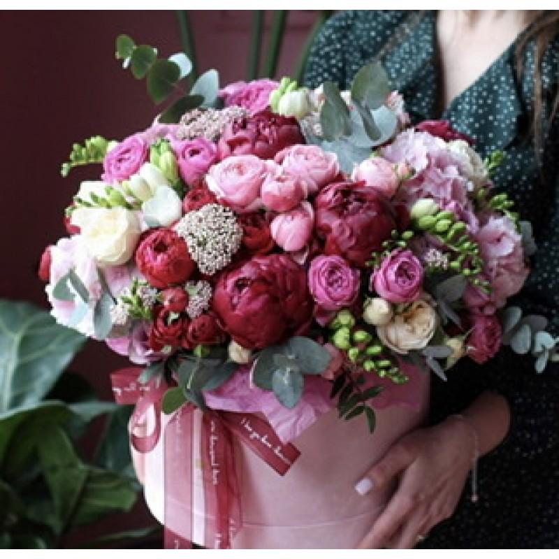 Вишнево-розовое чудо!