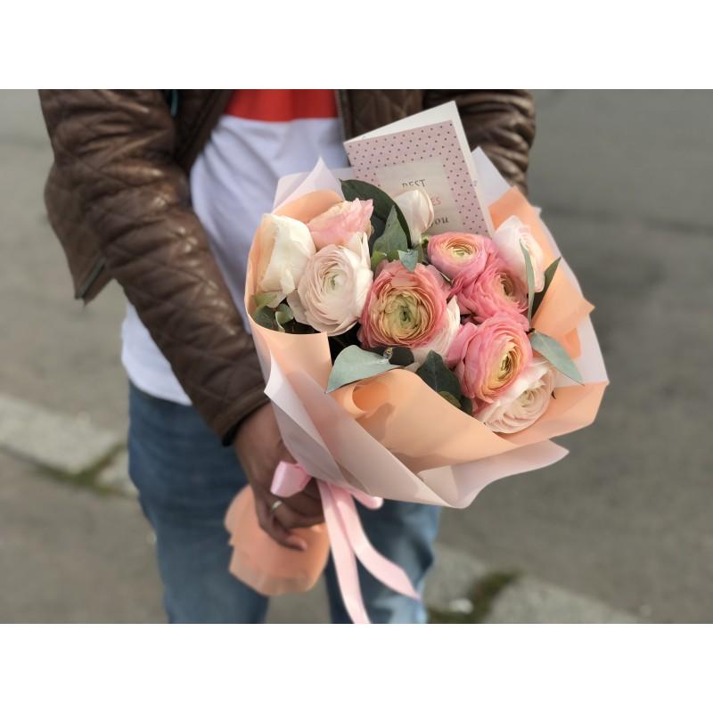 Розово-персиковый джем