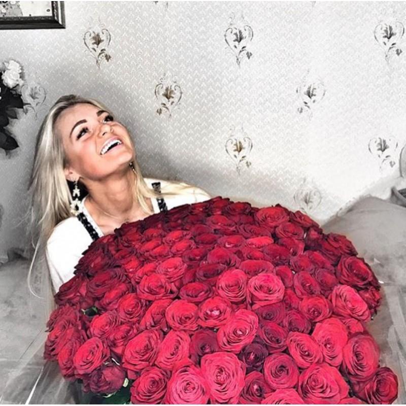 201 красная роза (Россия)