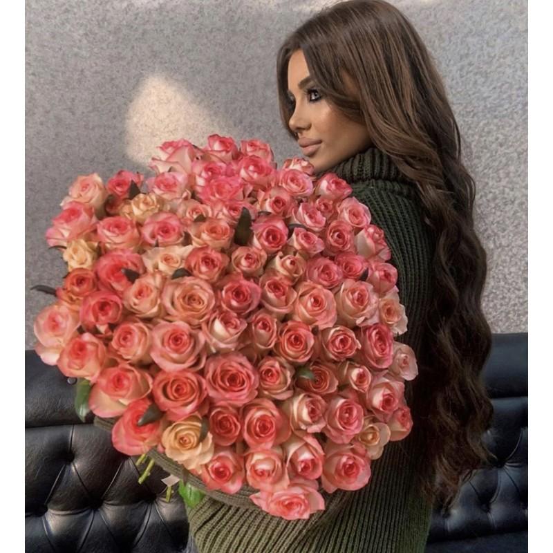 101 роза высота 60 см