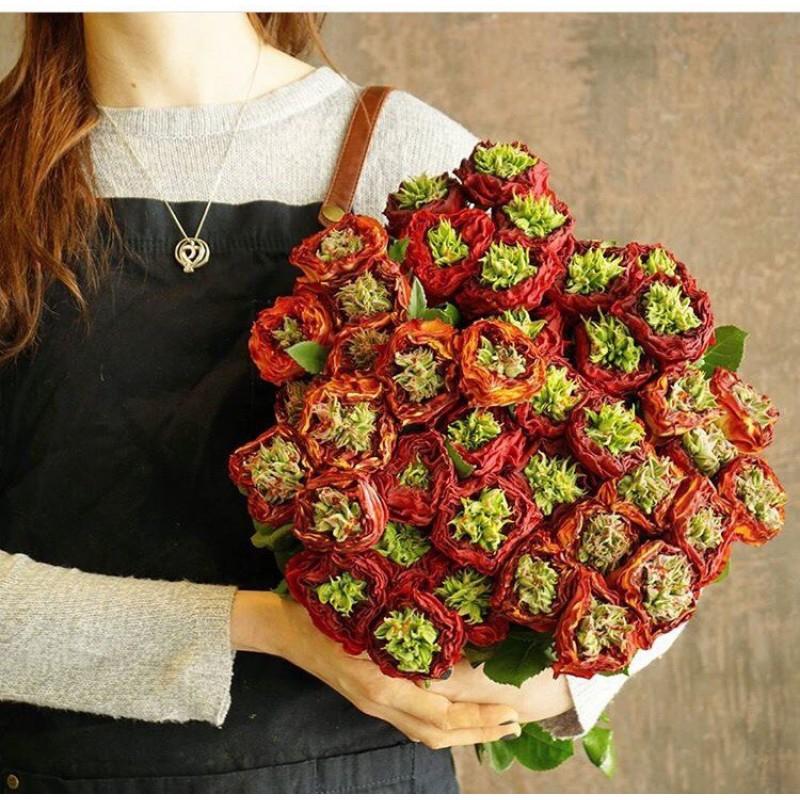 Букет из роз Ред Ай