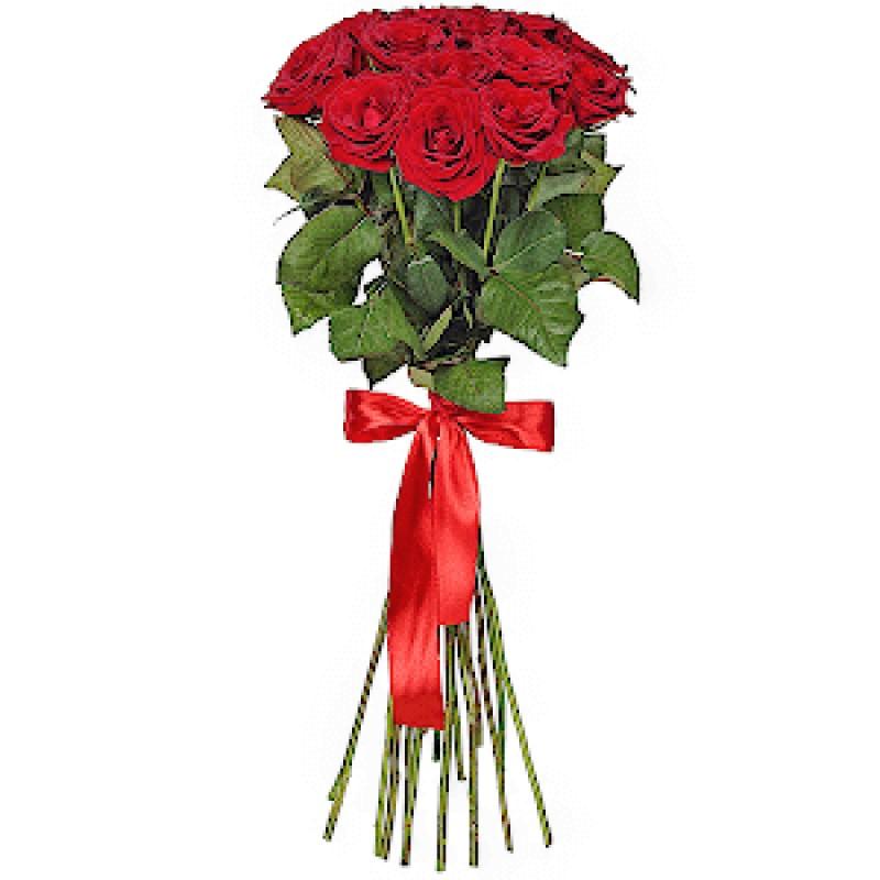 Розы высотой 110 см., поштучно от 23 штук