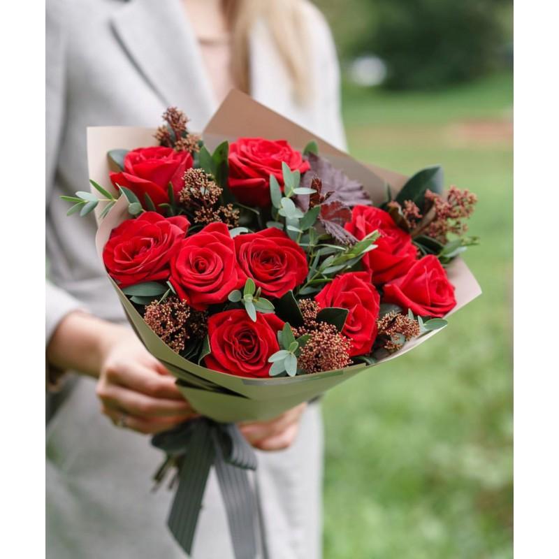 Розы каждую неделю!