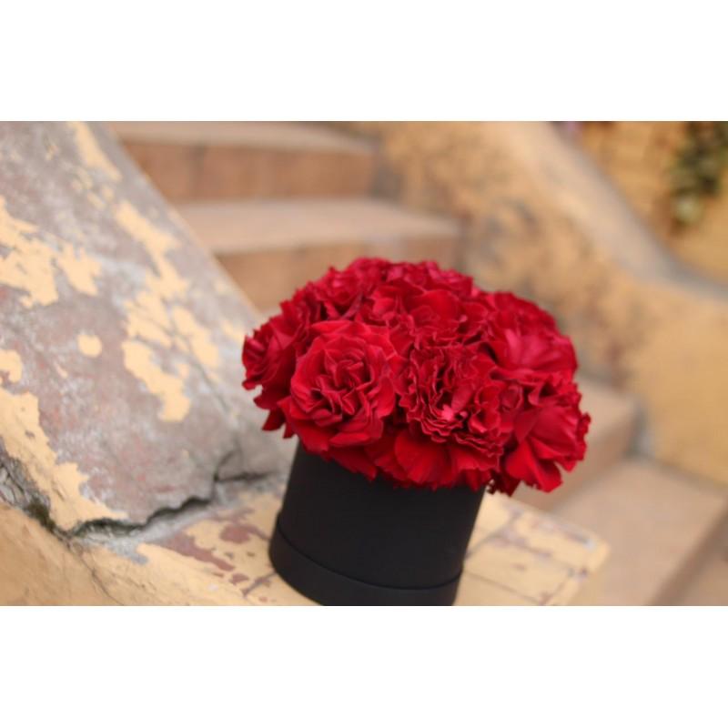 Сердечные розы