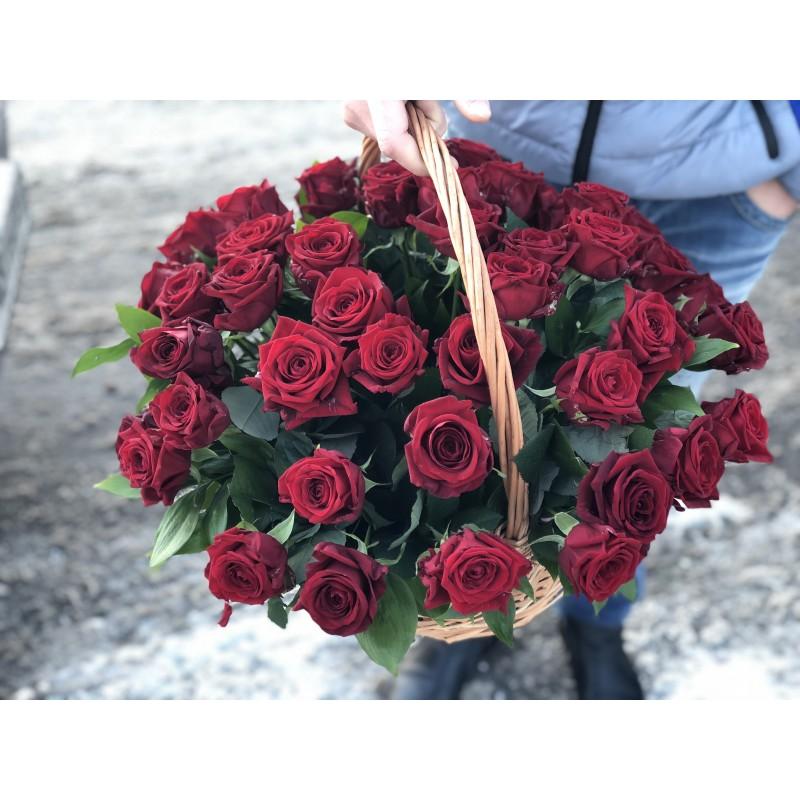 Розы для красотки