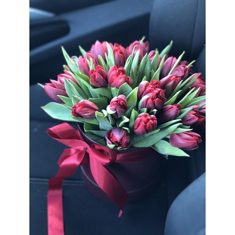 Подписка на коробки с цветами