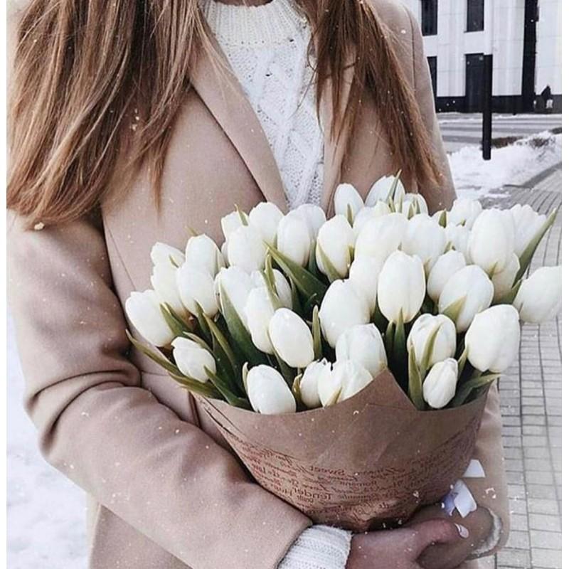 Тюльпаны для милашки
