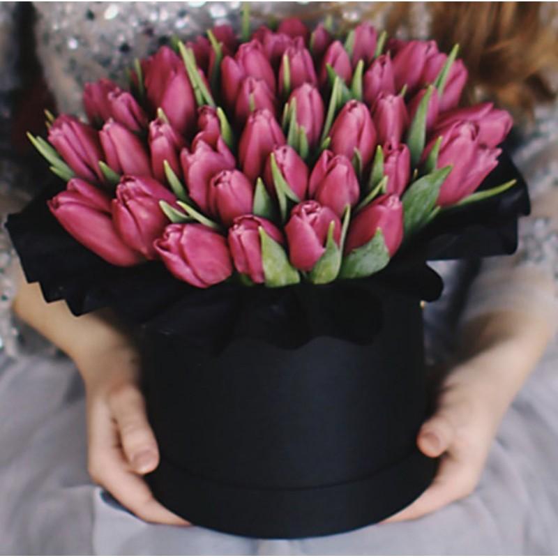 Гламурные тюльпаны