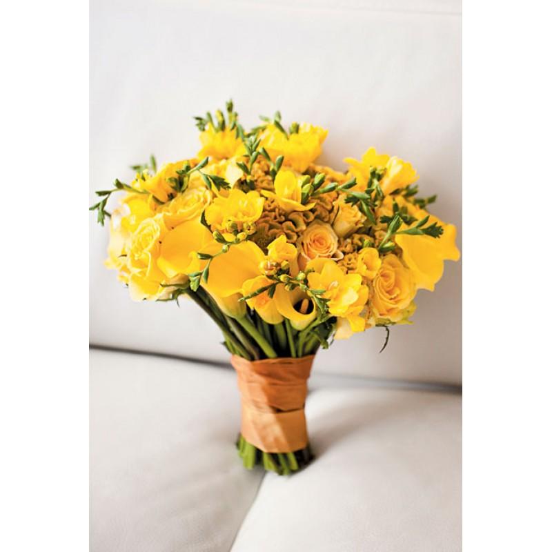 Желтый, только желтый!