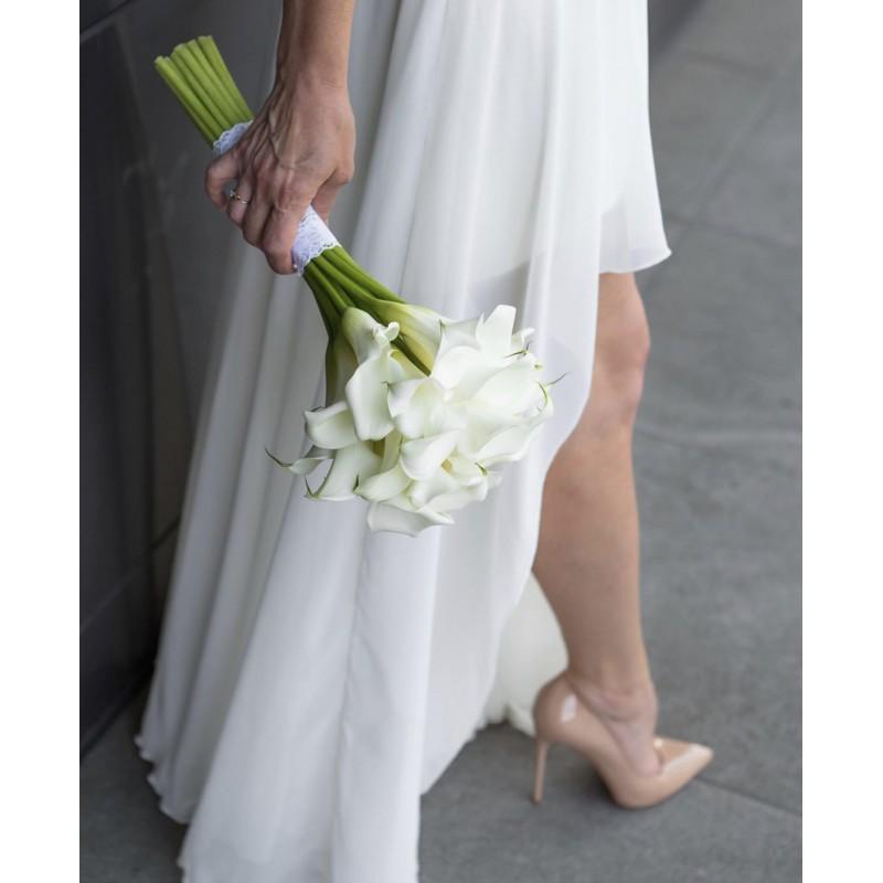 Каллы для невесты